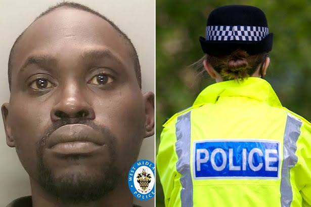 Nigerian Man Dragged To Court For Spitting Blood Into Policewoman's Eye In United Kingdom