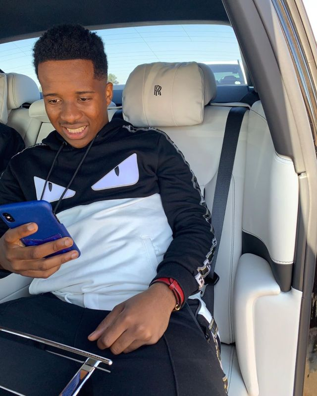 Is Andile Mpisane going to be a Father?