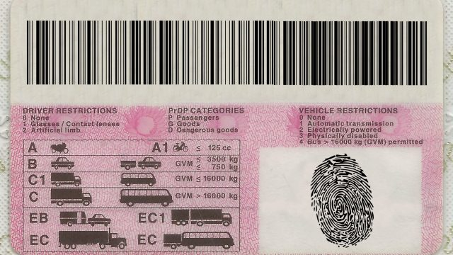 Drivers Licence-