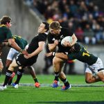 Rugby Championship - New Zealand v South Africa, 27 July 2019