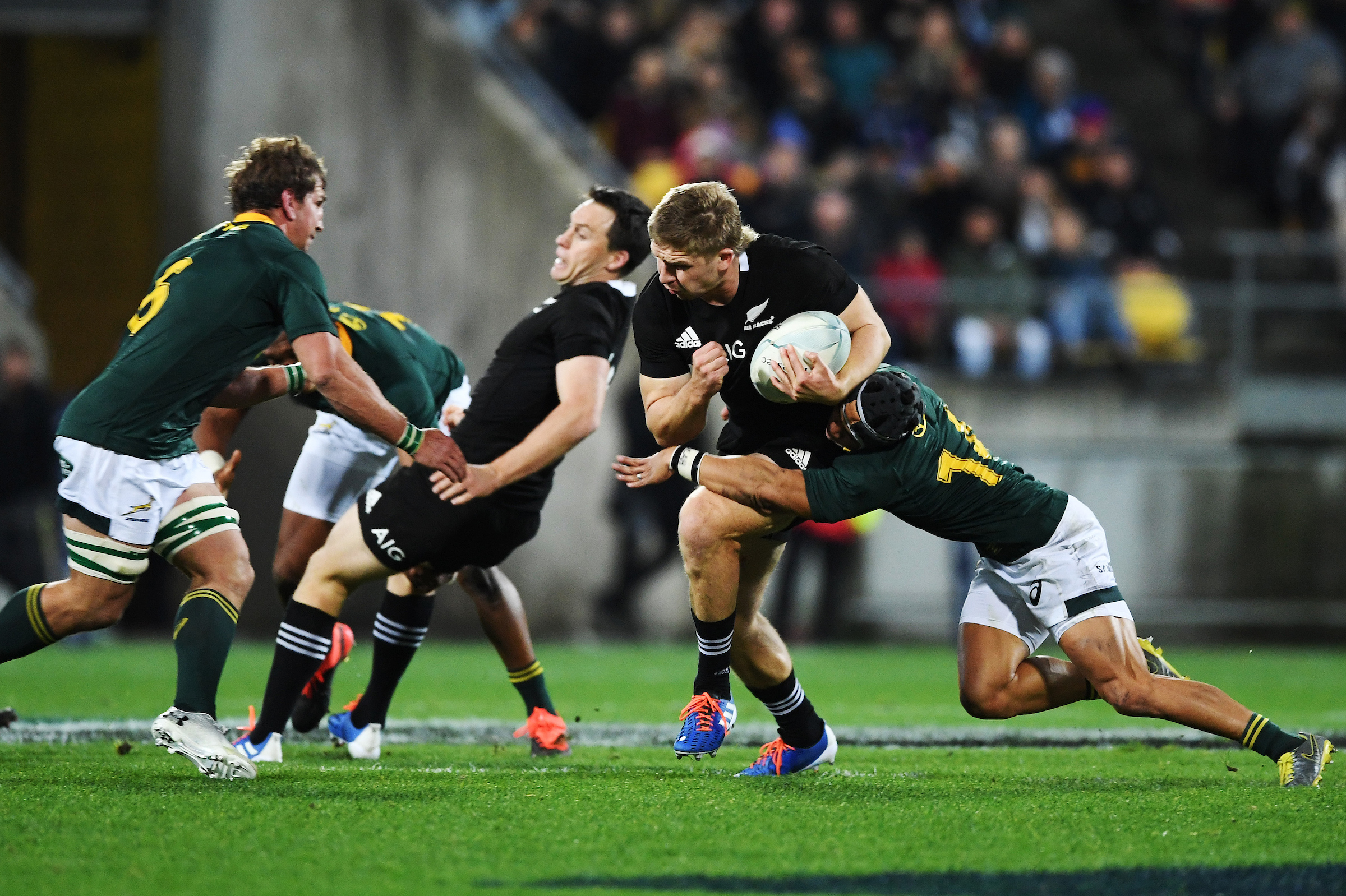 Rugby Championship – New Zealand v South Africa, 27 July 2019