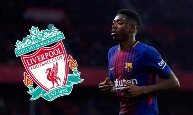 dembele to liverpool