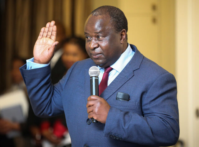 Mr 6 rounds Tito Mboweni breathes fire – Calls for government to lift ban on alcohol
