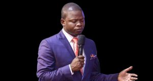 """Bushiri warns men - """"The more you make your wives cry, the more complicated your life will be"""""""