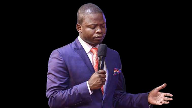 "Bushiri warns men - ""The more you make your wives cry, the more complicated your life will be"""