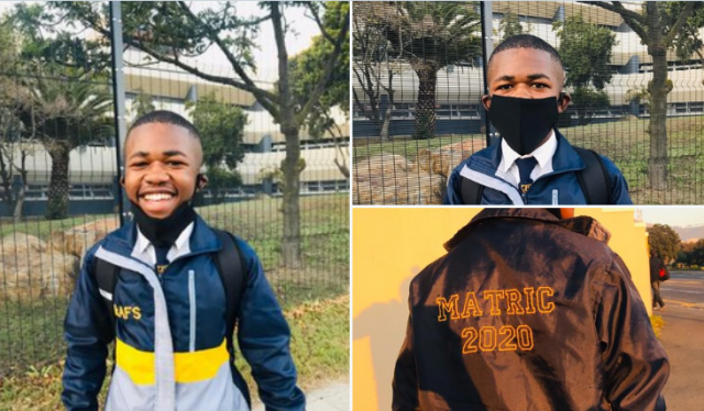 """""""Anointed and protected"""", Pupil shares back to school pics"""