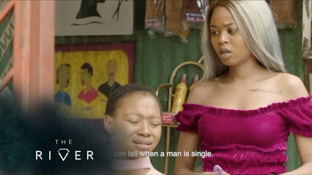 Get to know the actress who plays 'Beauty' on TheRiver