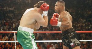 Mike Tyson, Peter McNeeley