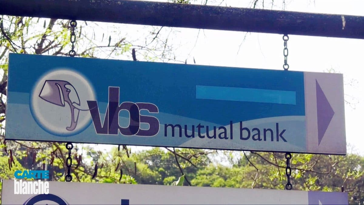 Sipho Malaba Arrested In Connection With The R2.7 Billion VBS Bank Robbery