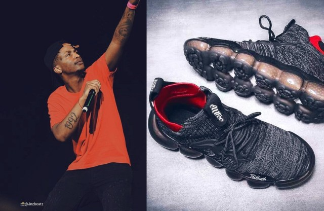 Fans not impressed with Emtee New Sneakers