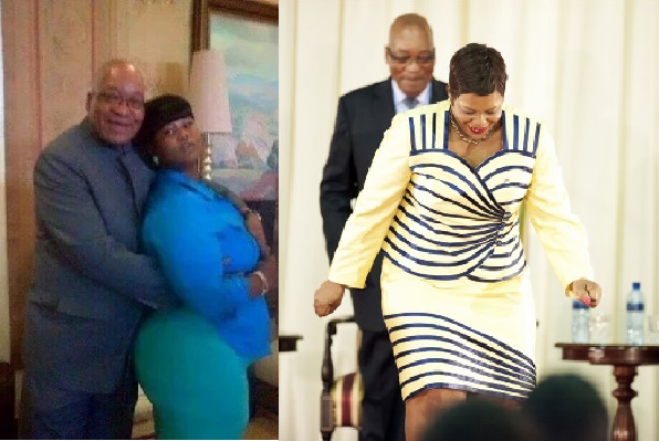 Zuma now broke, 3rd wife sues him over R14,000 maintenance for 1 child