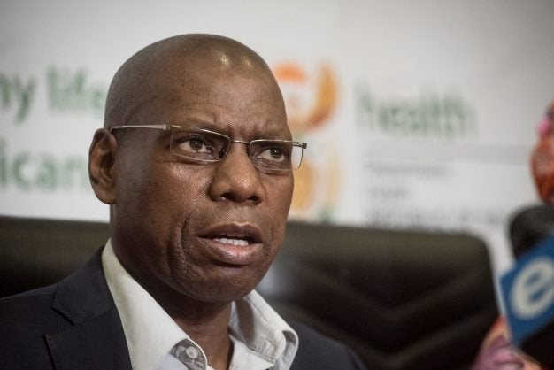 Health Minister disputes claims that he owns PPE Manufacturing company