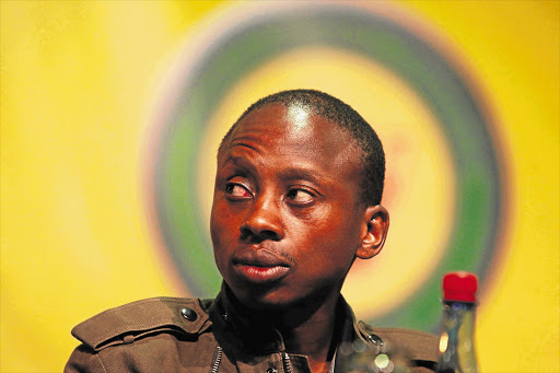 Inmate Andile Lungisa's bail bid to be heard four days into his jail term