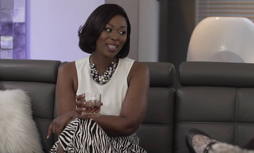 Brenda Ngxoli Thanks The Fergusons For Giving Her Star Treatment #TheQueenMzansi