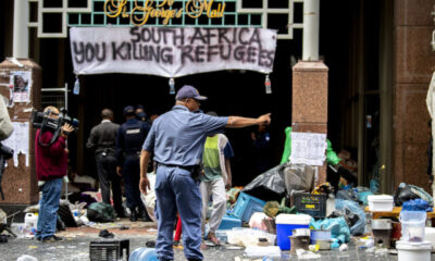 Foreigners live in constant fear in South Africa – Human Rights Watch