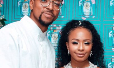 Maps Maponyane's touching words to Boity Thulo