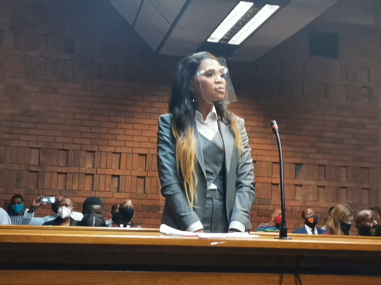 Malusi Gigaba got me arrested to teach me a lesson – Norma speaks out