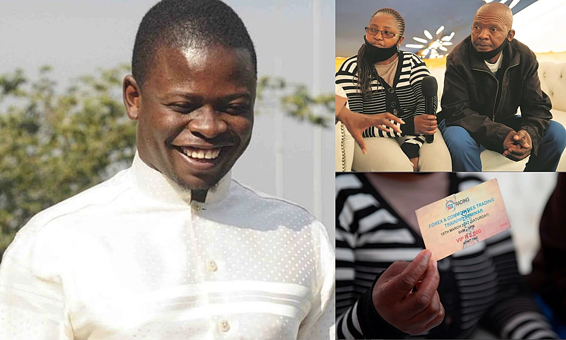 Family living in serious poverty after selling their Car & gave R130 000 to Prophet Bushiri