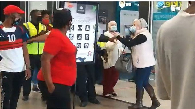 EFF opens criminal case against woman who pointed gun at members