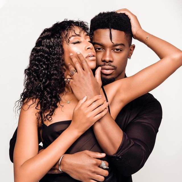 Model Blue Mbombo addresses issue on her n@ked photos with Tino Chinyani