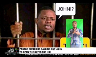Bushiri has diplomatic passport but is not a diplomat, court hears