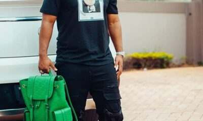 Cassper Nyovest's Any Minute Now merch sold out in 20minutes