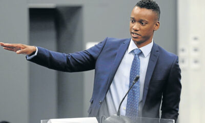 Duduzane Zuma ready to form his own party?