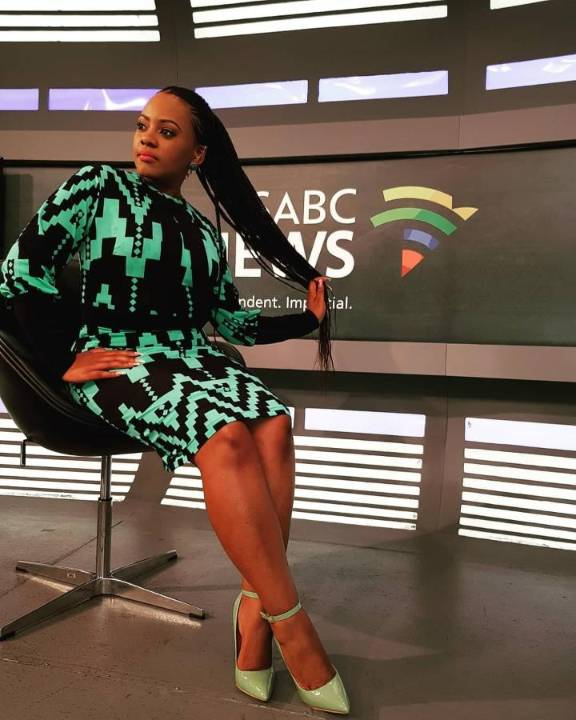 Palesa Chubisi Is Taking Sabc To Court Za News Online