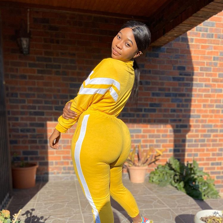 18 Year Old Who Took South Africans By Storm - Pictures
