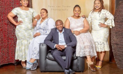 Serial polygamists Musa Mseleku and Lucky Gumbi fight over women