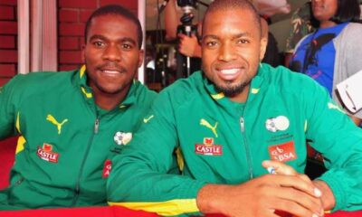 Itumeleng Khune remembers his Friendship with Senzo Meyiwa