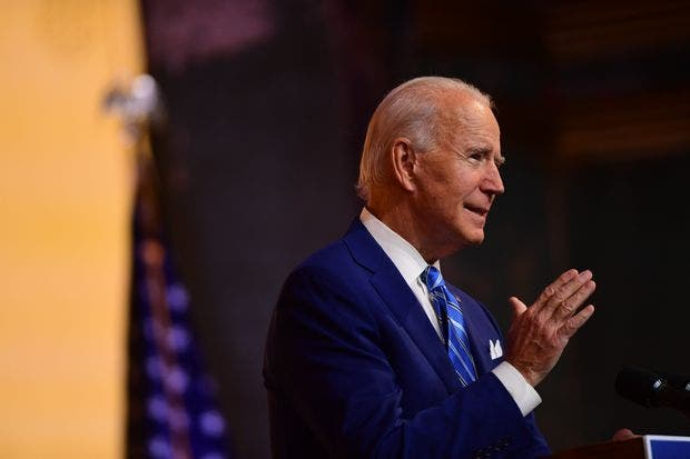 Joe Biden rushed to hospital after suffering a leg injury