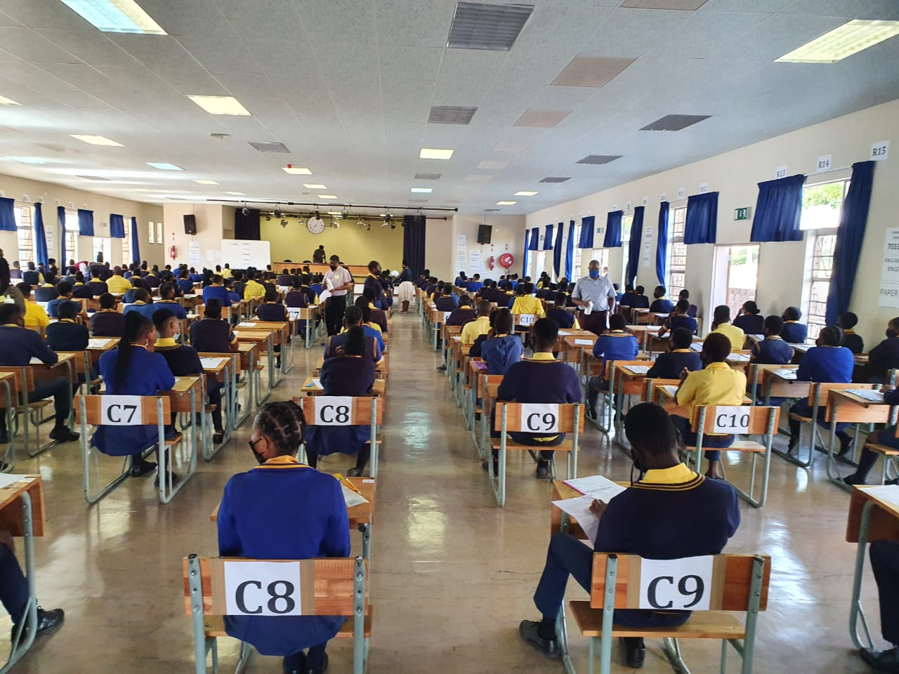 Matric's exam paper leaks just hours before it was written