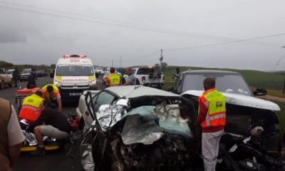 Four people perish in Tongaat collision
