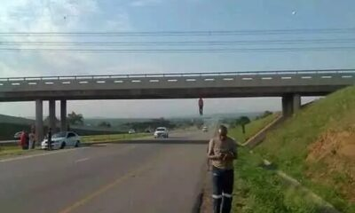 Man found hanging from N1 bridge to Polokwane