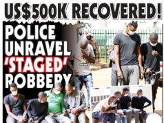 New twist in US$2.5 million Heist - Police Unravel 'staged' robbery