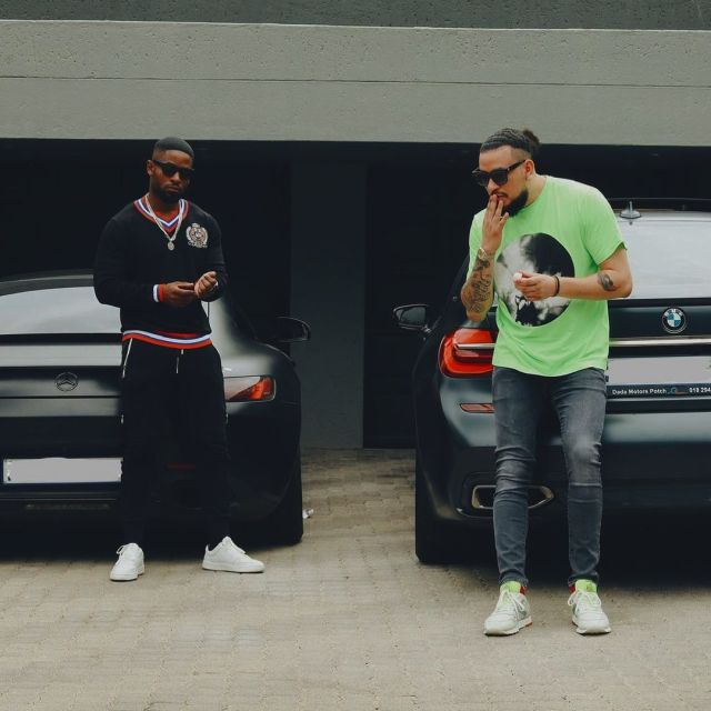 Mzansi in shock as AKA reveals lame and shocking secrets about Prince Kaybee