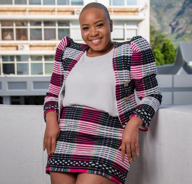 Hulisani Ravele asks for help in finding Boyfriend