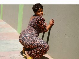 SA's rich businessmen go crazy over gifted township twerker Ms Trendy
