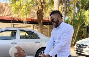 Condolences and touching messages pour in to former Uzalo actor Nay Maps