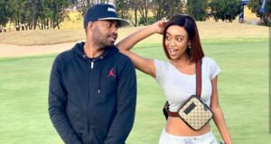 Trouble In Paradise? Khune And Wife Separates?!