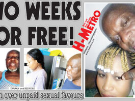 Two Weeks For Free. . . clash over unpaid favors