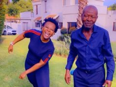 Zodwa Wabantu spends time with her malume – Video