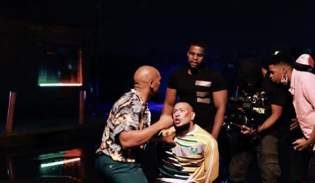 AKA casts local actors on his Finessin music video