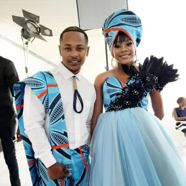 Bontle Modiselle spills the beans on how hubby Priddy Ugly's career affects her