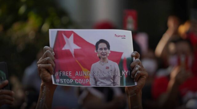 Myanmar military arrests doctors for participating in pro-democracy protests