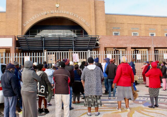 2 men who publicly stabbed a dog to death in Khayelitsha sentenced