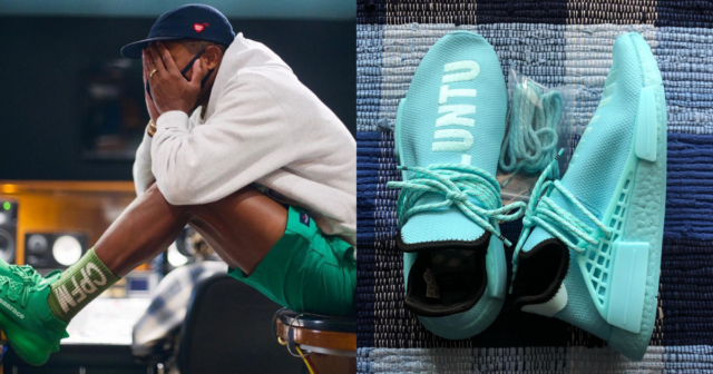 Pharrell Williams' Xhosa sneaker collection leaves Mzansi confused