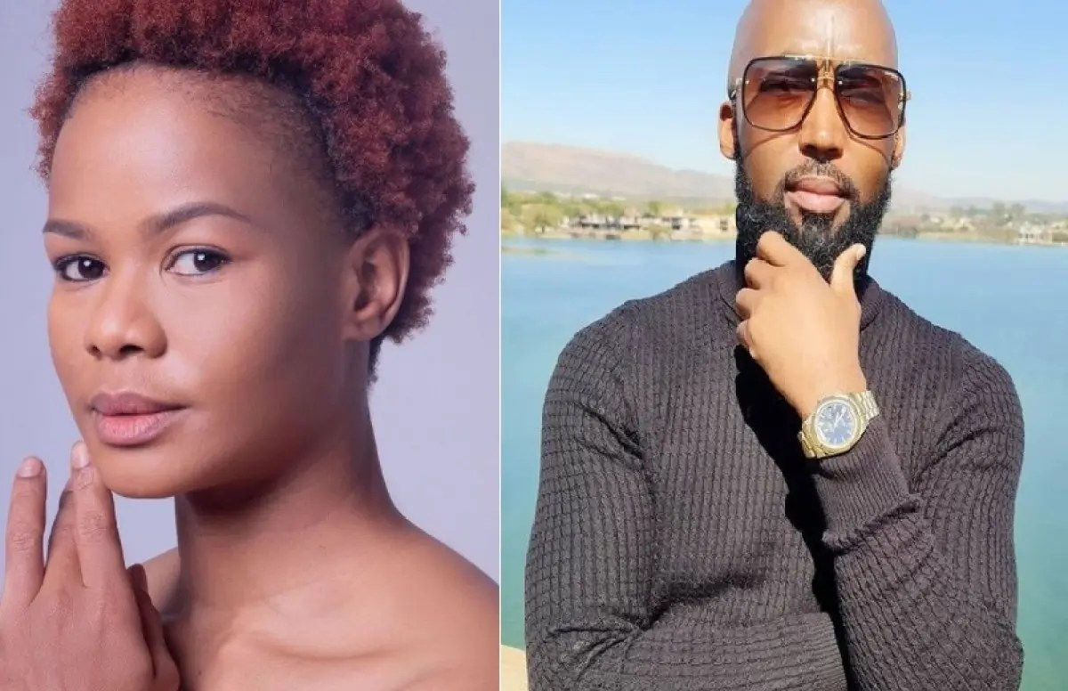 Did you know Muvhango actors Dingaan and Tsholofelo have a daughter together in real life?